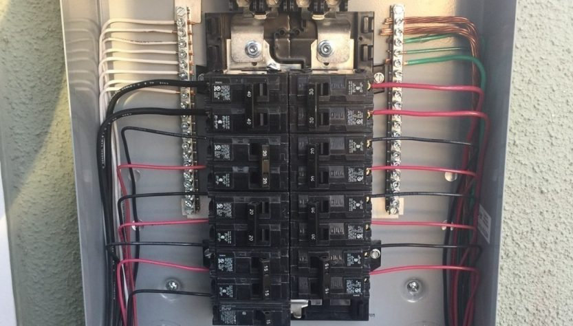 Astounding Electrical Wiring And Circuit Breakers Wiring Digital Resources Remcakbiperorg